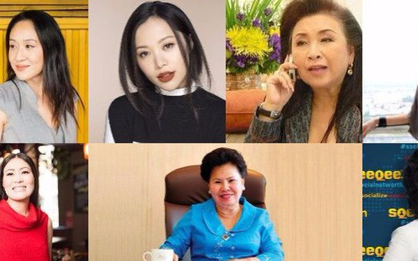 Những nữ doanh nhân gốc Việt thành công nơi xứ người