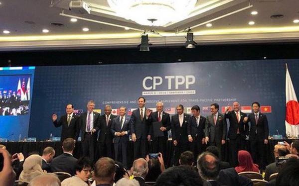 Chính thức ký kết CPTPP: 11 Bộ trưởng phụ trách kinh tế trao đổi những gì ở Chile?