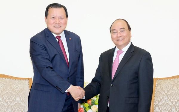 Lotte sắp triển khai loạt dự án lớn tại Việt Nam