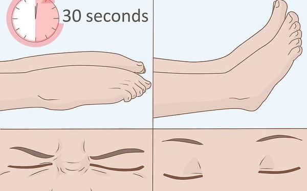 Cách 'huấn luyện' cho não bộ có thể thiếp đi trong 30 giây