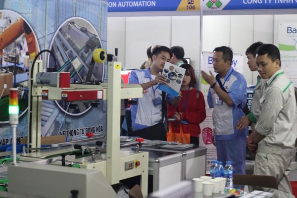 Intech Việt Nam tạo ấn tượng mạnh tại hội chợ thương mại Quốc tế Việt Nam lần thứ 28 – EXPO