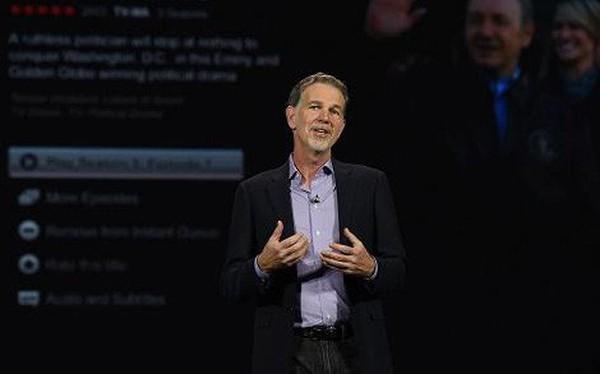 CEO Netflix: Chúng tôi đốt tiền theo kiểu một công ty truyền thông chứ không phải hãng công nghệ