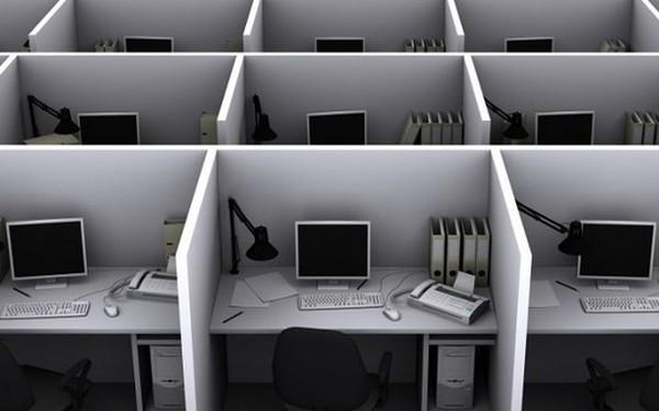Nhân viên uể oải lờ đờ? Thủ phạm rất có thể là màu sắc phòng làm việc của bạn