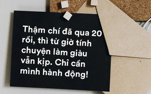 Người trẻ Việt yếu nhất hai kỹ năng quan trọng nhất của việc làm giàu: Quản lý chi tiêu cá nhân và đầu tư tài chính!