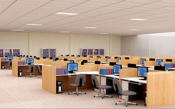 Giá thuê văn phòng hạng A, B tăng mạnh trong quý 1 tại TP HCM
