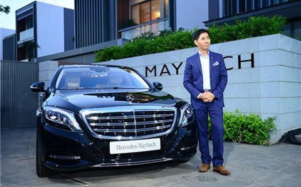 Người Việt chi tiền mua xe Maybach nhiều nhất Đông Nam Á