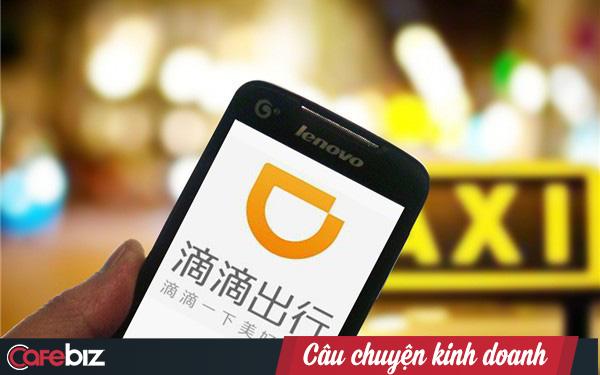 """Grab không chỉ phải dè chừng Go-Jek, """"vua gọi xe"""" Trung Quốc Didi Chuxing cũng đã gửi hồ sơ lên Bộ GTVT xin gia nhập thị trường Việt Nam"""