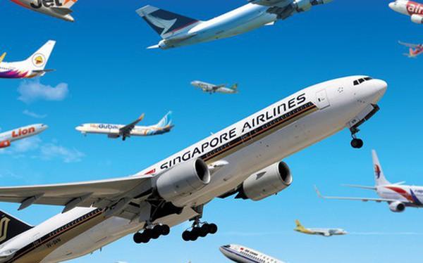 Hàng không giá rẻ thổi bùng cuộc chiến khốc liệt trên bầu trời châu Á