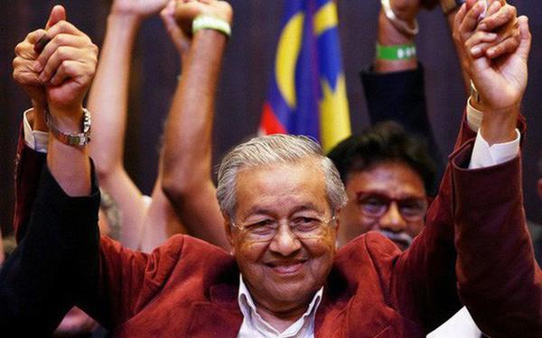Malaysia có thủ tướng 92 tuổi