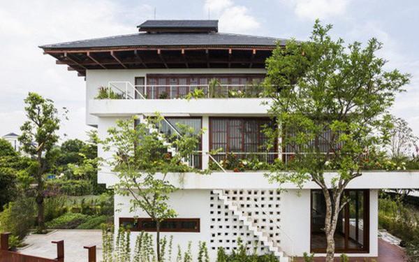 Độc đáo ngôi nhà với nhiều cửa của người Việt trên báo Mỹ
