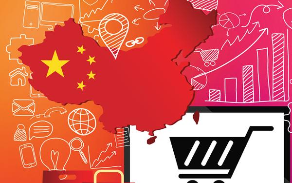 Tại sao 42% thương mại điện tử toàn cầu đang diễn ra ở Trung Quốc?