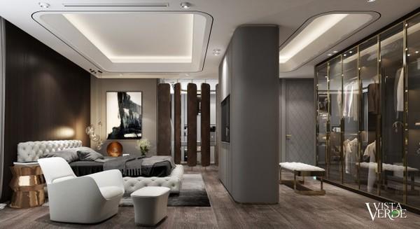Sự biến hóa đa dạng trong kiến trúc nội thất