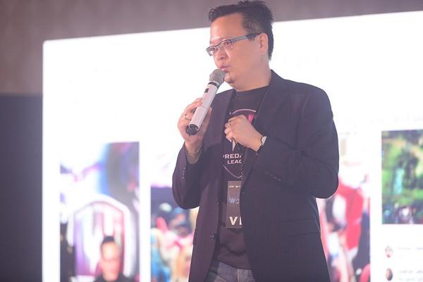 """Chủ tịch Acer khu vực Châu Á Thái Bình Dương """"Chúng tôi tạo ra Predator để trở thành thương hiệu Gaming hàng đầu thế giới"""""""
