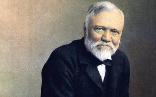 Andrew Carnegie: Cậu bé thợ phụ trong nhà máy dệt trở thành người đàn ông giàu nhất thế giới