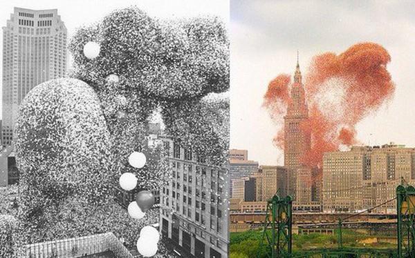 Lễ hội bóng bay Cleveland 1986: Sự kiện hoành tráng bỗng hóa thành thảm họa chết người sau khi 1,5 triệu quả bóng bay được thả