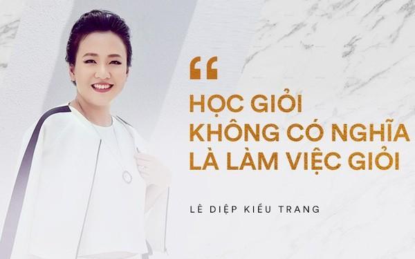 Cú sốc đầu đời của Lê Diệp Kiều Trang: Lương cao, được nhiều người trọng vọng, làm đúng ngành học nhưng… chỉ toàn ngồi sửa slide cho sếp
