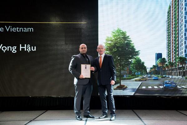 Alinco lần thứ tư được vinh danh tại Asia Pacific Property Award