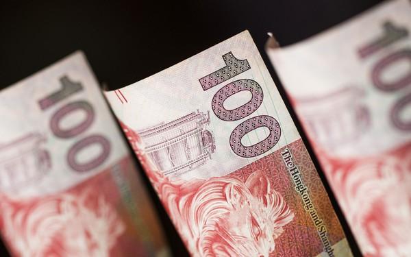 Trong vòng 1 đêm, Hong Kong phải chi ra 1,2 tỷ USD nhằm cứu đồng nội tệ
