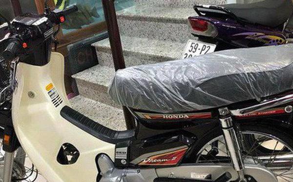 Chiếc xe Honda Dream II 16 năm tuổi được rao bán gần 1,2 tỷ đồng khiến cư dân mạng tranh cãi