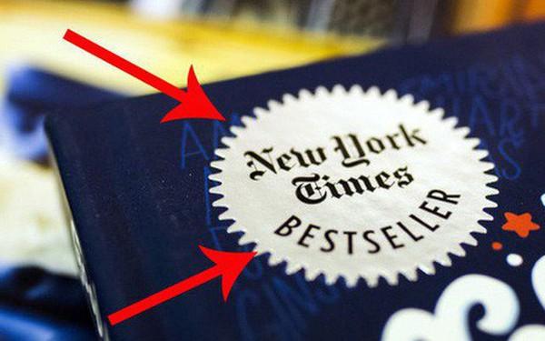 """Sự thật về cái gọi là """"danh sách bán chạy"""" của The New York Times khiến tác giả lẫn mọt sách đều điên đảo"""