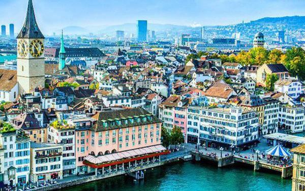 5 thành phố xa hoa bậc nhất ở châu Âu giúp bạn có một chuyến du lịch đáng nhớ trong đời