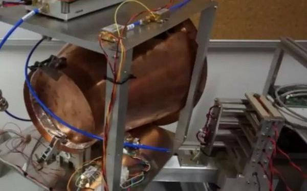 Các nhà khoa học Đức thử nghiệm động cơ không tưởng EM Drive, thứ có thể đưa loài người sang những thiên hà khác