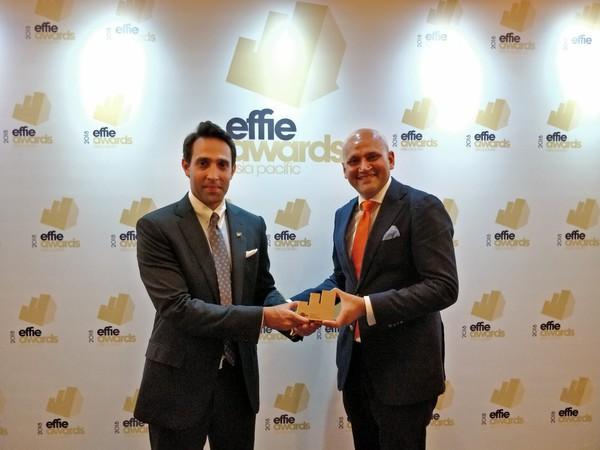 """""""Năng Động Việt Nam"""": chiến dịch được vinh danh tại APAC Effie Awards 2018"""