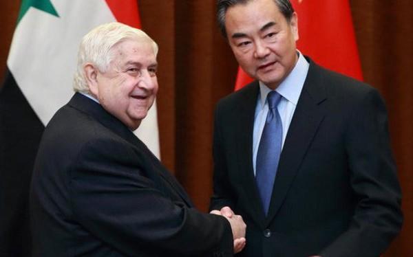 Lý do Trung Quốc đang bước vào Syria, với rất nhiều tiền