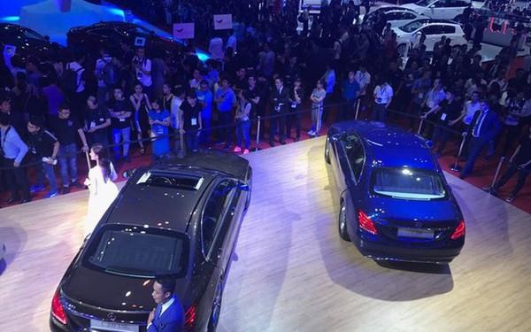 Những cú sốc đè xuống thị trường xe sang