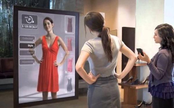 Amazon sắp cho thử quần áo ảo lên người khi chọn mua, soi một cái biết ngay có vừa hay không