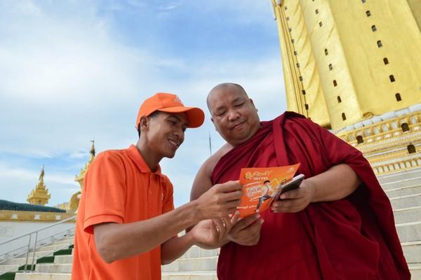 Mytel đặt mục tiêu trở thành mạng viễn thông tiếp thêm sức mạnh cho người dân, đất nước Myanmar