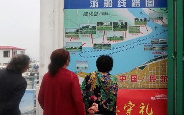 """Biên giới Trung - Triều: Thị trường nhà đất, than đá """"sôi sục"""" trước hi vọng dỡ bỏ cấm vận"""