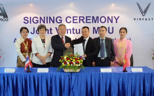 Vinfast đầu tư 60 triệu USD lập liên doanh với DN Thái Lan, tự sản xuất thân vỏ cho 2 mẫu ô tô nội đầu tiên