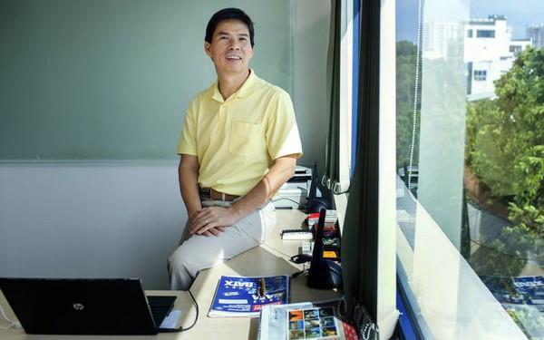 Từ con trai một người bán hàng rong muốn thay đổi ngành điện thoại di động Việt Nam, ông Nguyễn Đức Tài trở thành triệu phú đôla như thế nào?
