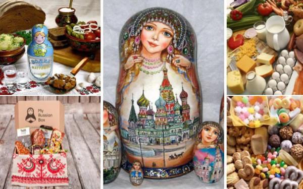 Không chỉ đăng cai World Cup, Nga còn sắp ra mắt nhiều thực phẩm mà bạn có thể mua thử ngay ở Việt Nam