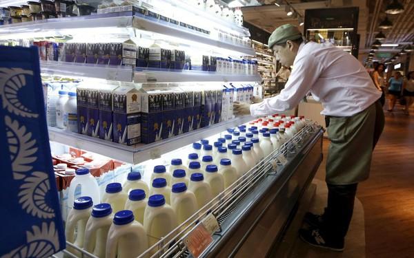 Tại sao tình trạng khát sữa của Trung Quốc lại là tin xấu đối với Trái Đất?