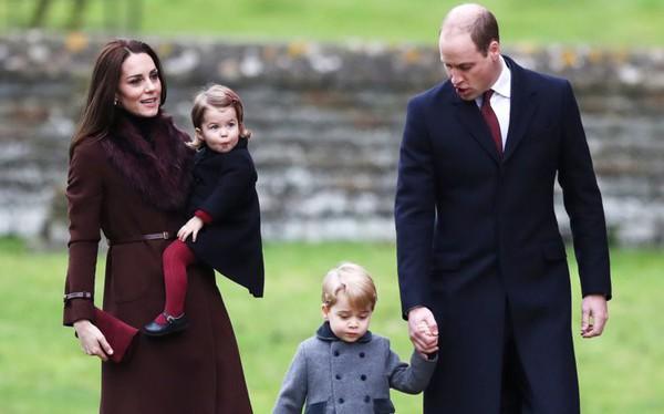Đây là số tiền công nương Kate Middleton và hoàng tử William tiêu tốn để nuôi được 3 hoàng tử, công chúa