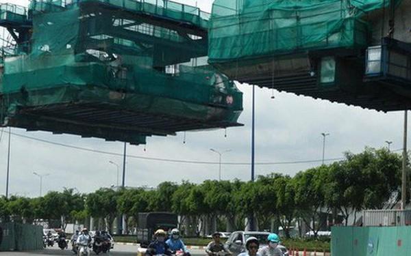 Metro Sài Gòn điêu đứng vì thủ tục