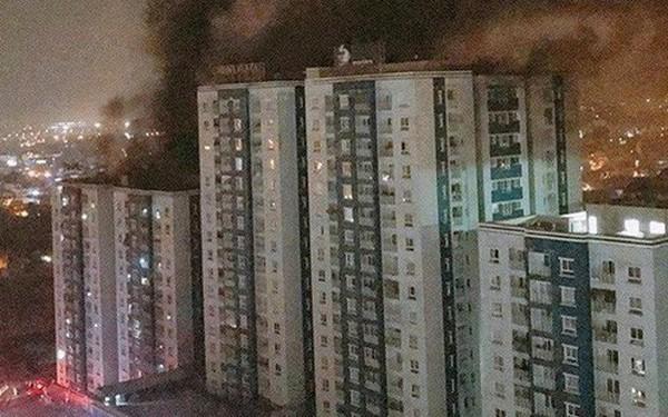 Công bố kết quả kiểm định chất lượng chung cư Carina sau 3 tháng xảy ra thảm họa khiến 13 người chết