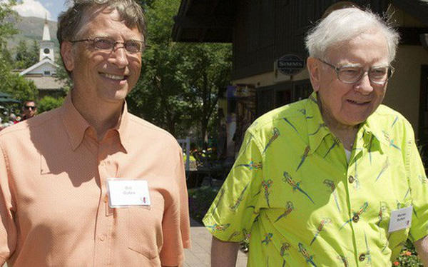Bữa tối giữa Warren Buffett và Bill Gates có gì đặc biệt?