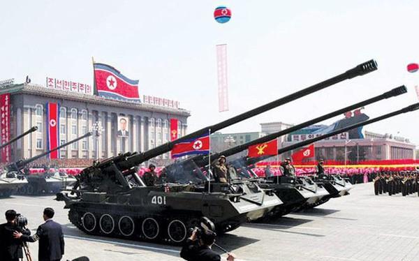 Triều Tiên sẽ dỡ bỏ dàn pháo ở biên giới?