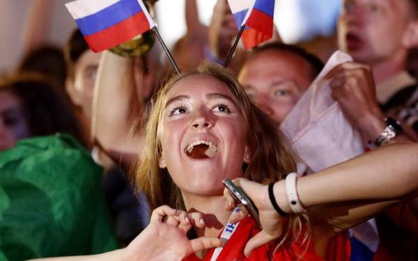 Người sử dụng các ứng dụng hẹn hò Tinder, Badoo tăng đột biến tại Nga trong mùa World Cup