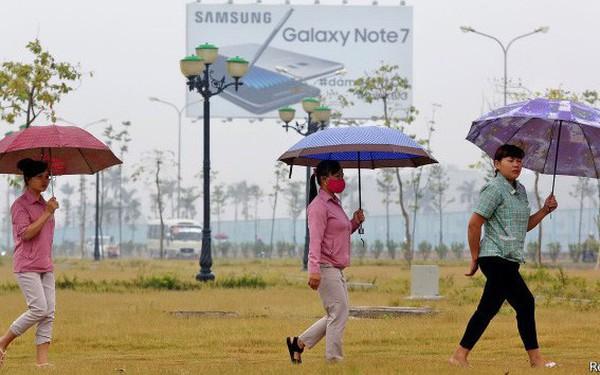 Việt Nam xuất khẩu 54 tỷ USD trong quý 1, riêng Samsung đóng góp 1/4