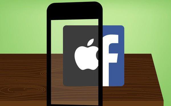 Apple vừa công khai nã súng vào Facebook với 2 tính năng mới trên iOS 12