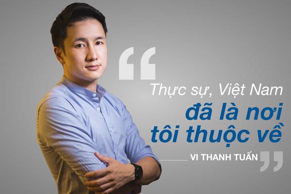 Chàng trai Đức gốc Việt chọn trở về để yêu hơn