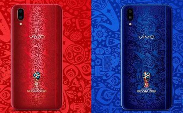 Nhân viên FIFA sử dụng điện thoại gì cho World Cup 2018?