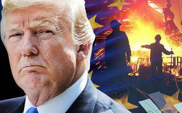 """Mỹ - Trung chiến tranh Thương mại, EU """"ngư ông đắc lợi""""?"""