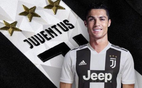CHÍNH THỨC: Ronaldo rời Real Madrid, gia nhập Juventus