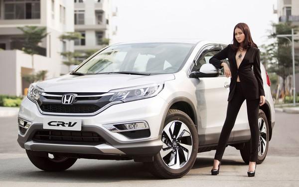 Mỗi ngày bán hơn 70 ô tô, doanh số Honda tăng trưởng gấp đôi cùng kỳ