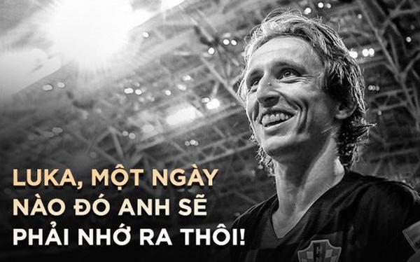 Luka Modric: Trước mặt là án tù, nhưng trong tim là tổ quốc
